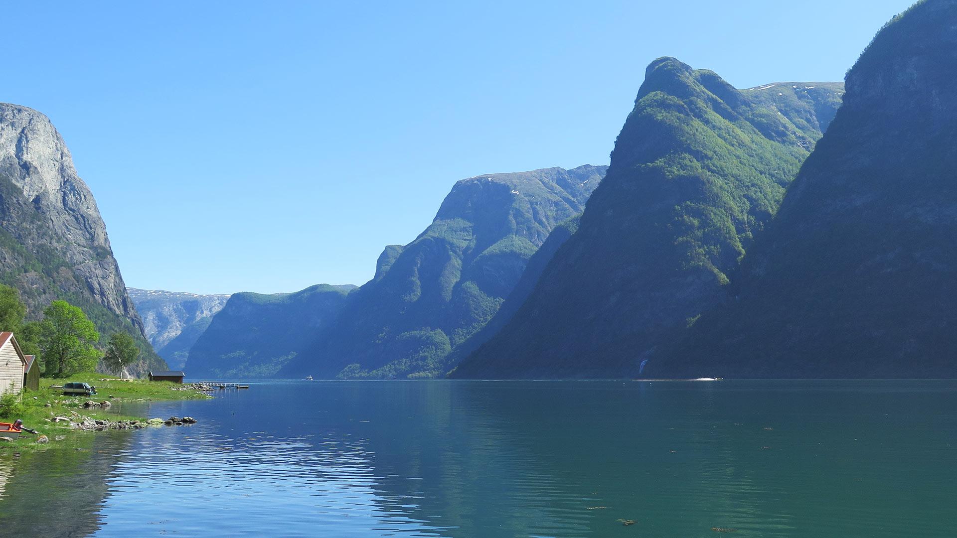 Geitanosi, Fjord.