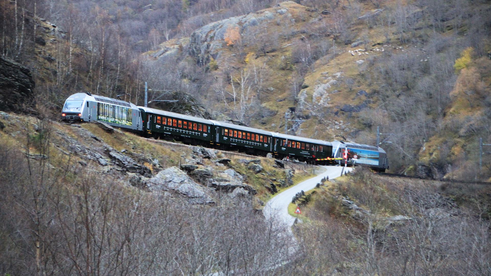 Zug, Flåmsbanen.